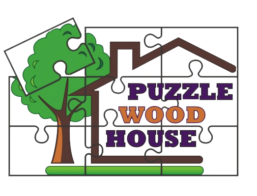 PuzzleWoodHouse